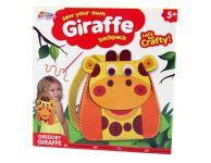 Rugtas maken giraf