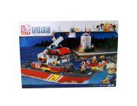 Brandweerboot set