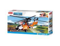 Aviation III-Brandweer helikopter
