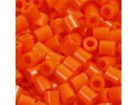 Strijkkralen oranje, 6000 st