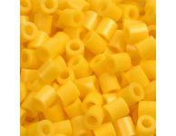 Strijkkralen geel, 6000 st