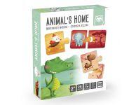 Animal'S Home - Montessori