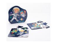 Astronaut Evolutive Puzzle