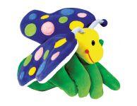 """Handpuppet """"Butterfly"""""""