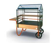 """Mobile Greenhouse """"žLittle Gardener"""""""