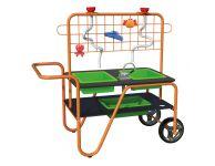 "Mobile Sand & Water Table ""žMuddy Fun"""