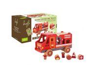 Vormenstoof brandweerauto