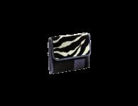 Kinder portemonnee zebra
